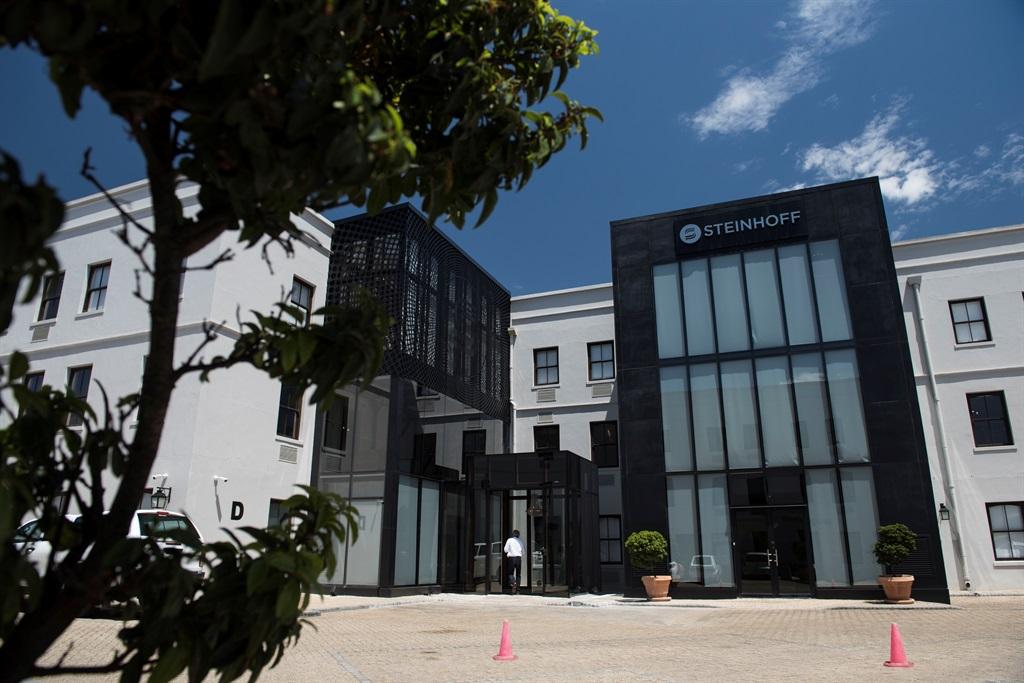 Steinhoff's headquarters in Stellenbosch.