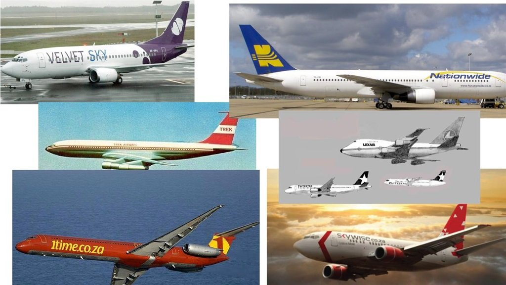 From 1time to taxi air: 9 airlines that came and went in SA long before the pandemic