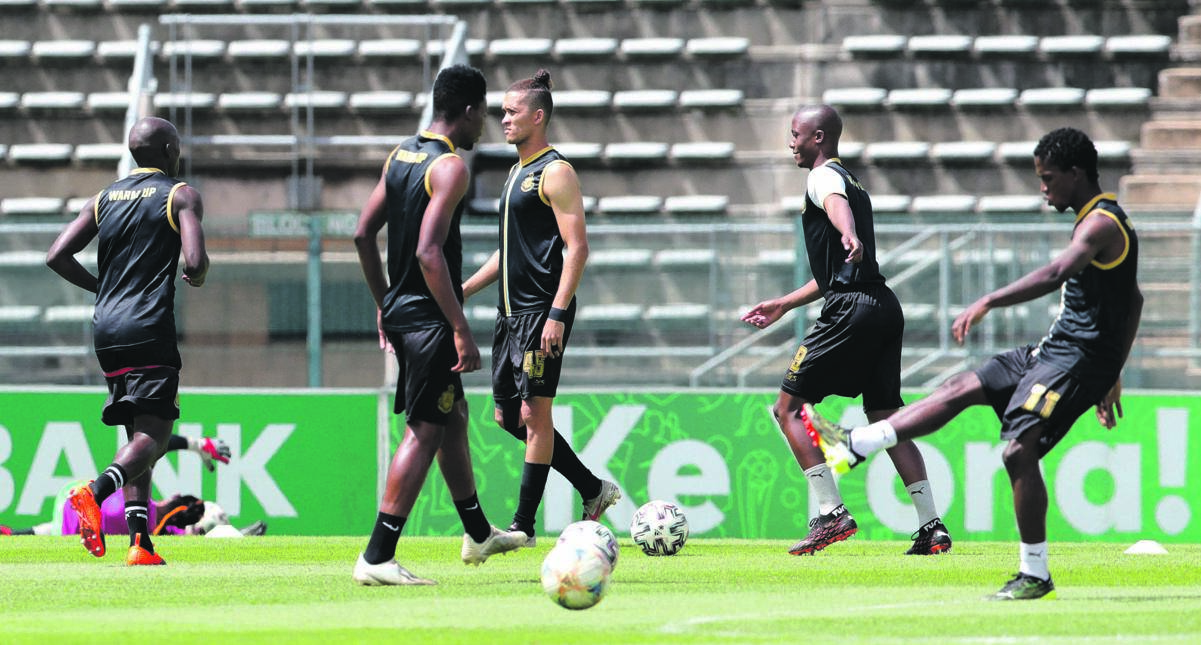 Royal AM were supposed to play in the recent PSL promotion play-offs, but are still pursuing legal avenues in their bid to play in the Premiership. Photo: Samuel Shivambu/BackpagePix