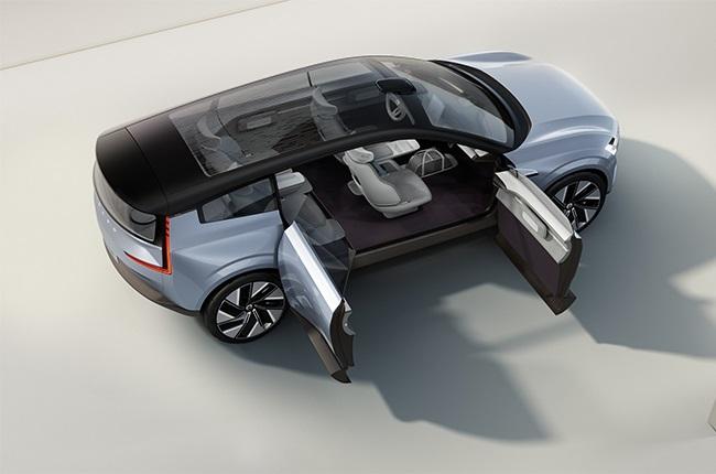 Volvo,Concept Recharge