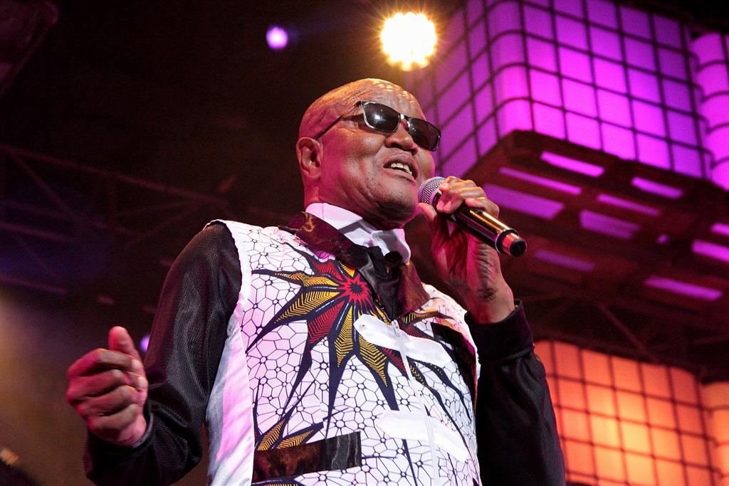 The late Steve Kekana  during the 20th annual Cape Town International Jazz Festival on March 29, 2019 in Cape Town, South Africa.