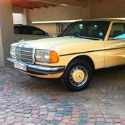 Car Doctor | Replacing the windscreen on 'dominee's car', the popular Mercedes-Benz W123