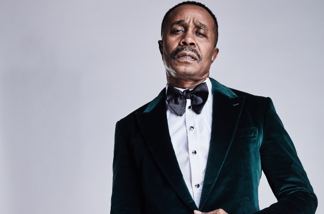 Veteran actor Vusi Kunene takes on a new role on e.tv's drama series House of Zwide.