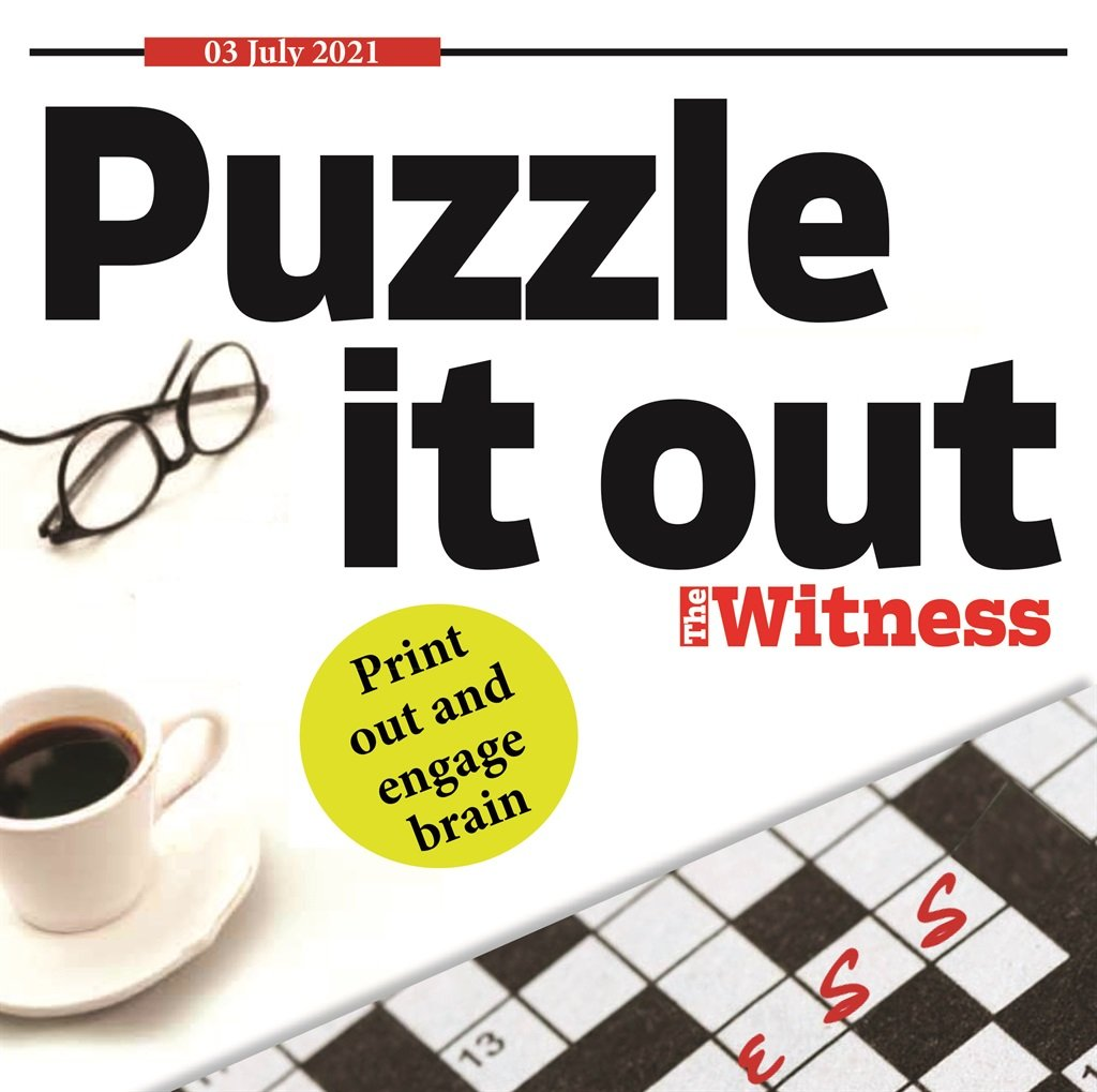 Puzzles, July 3, 2021