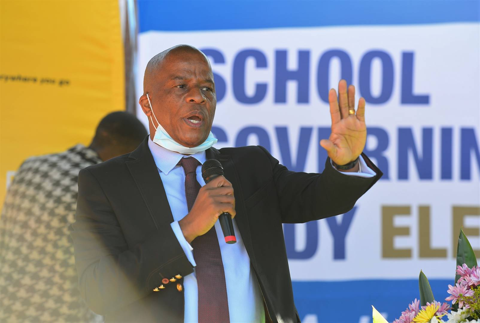 Gauteng education head of department Edward Mosuwe is tasked with implementing recommendations made in the preliminary report. Photo: Morapedi Mashashe
