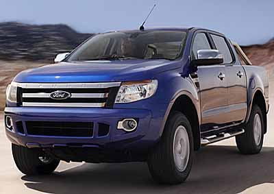 Ford Ranger Embraces Its Wild Side Wheels24