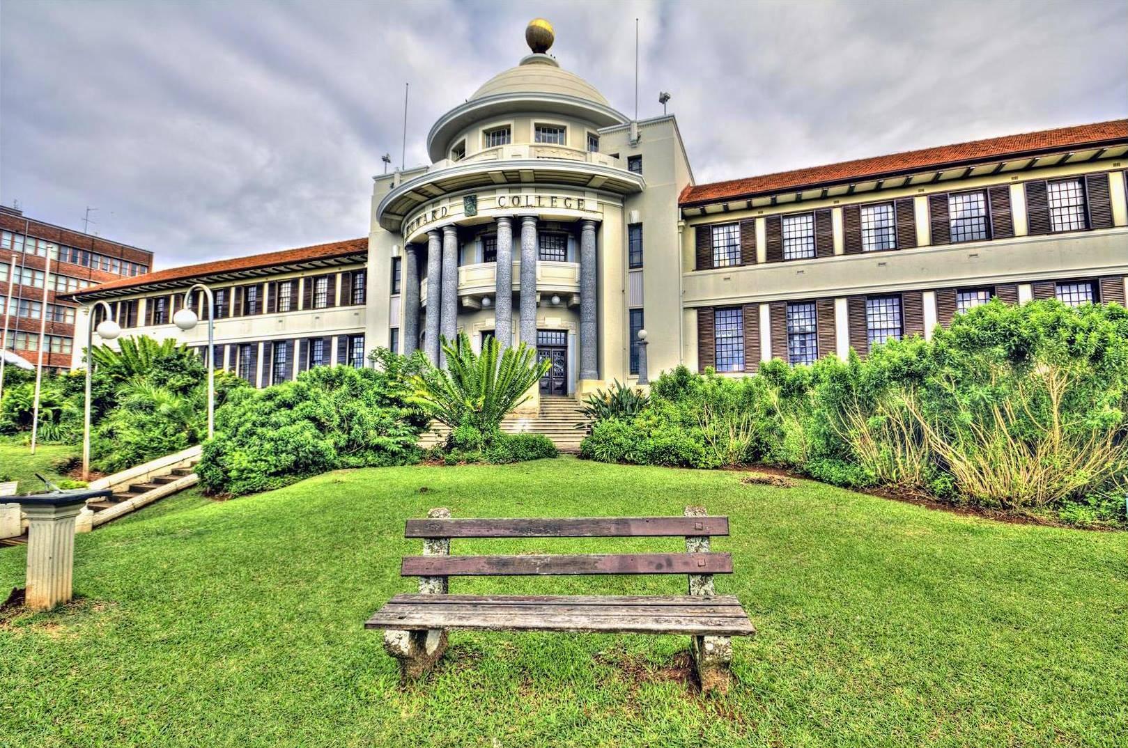The University of KwaZulu-Natal's Howard College campus in Durban.