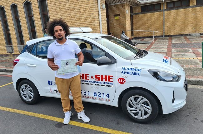He and She Driving School in Cape Town, South Africa