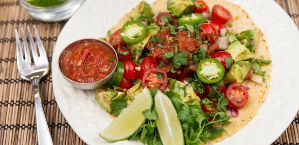 recipe, avocado, tortillas,dinner,summer