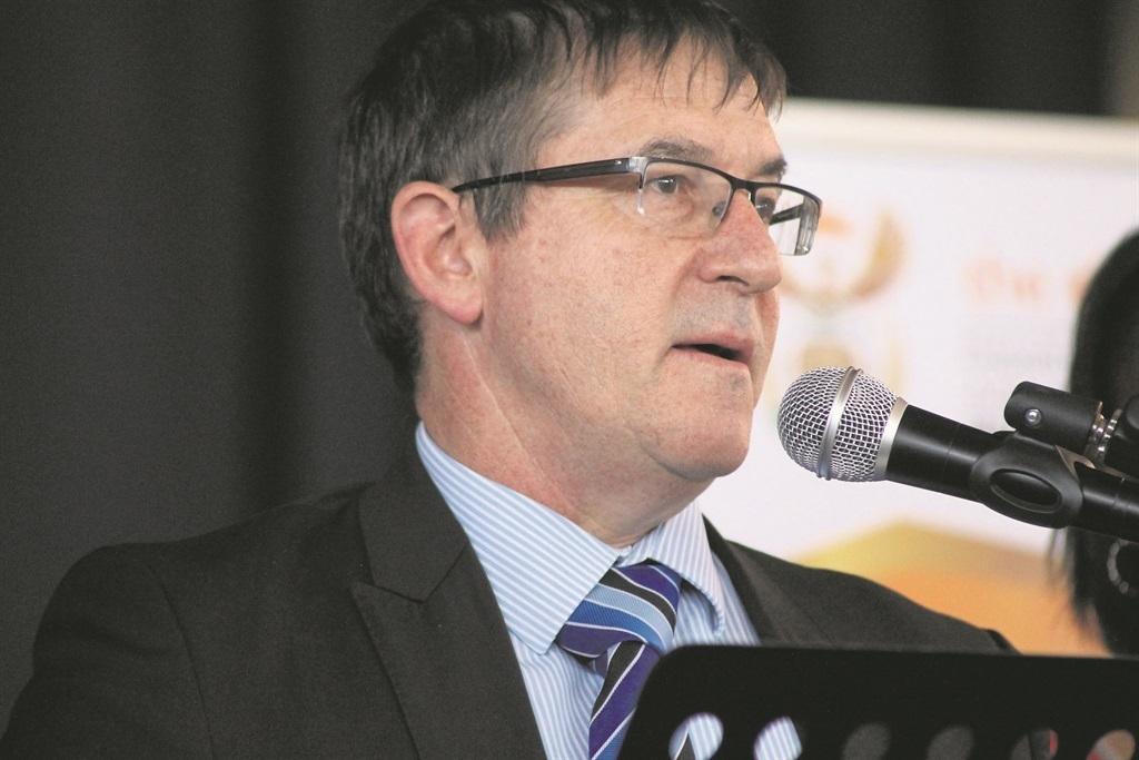 John Jeffrey, Justice and Constitutional Development deputy minister. (Photo: Tladi Moloi)
