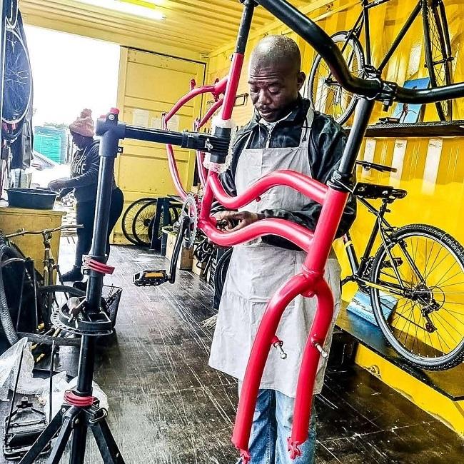 khayelitsha cycling