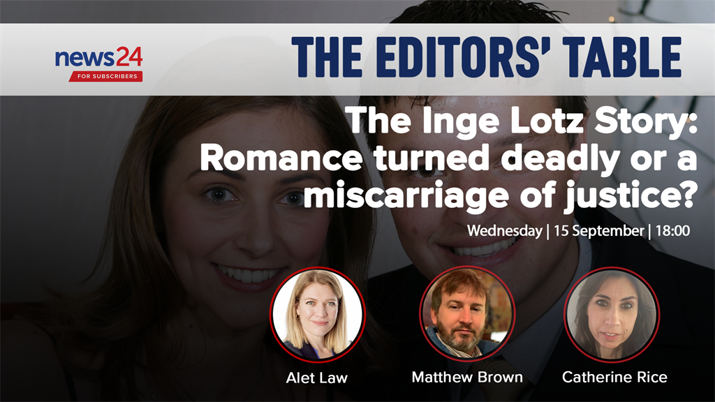 The Editors' Table: The Inge Lotz Story: A Miscarriage of Justice?