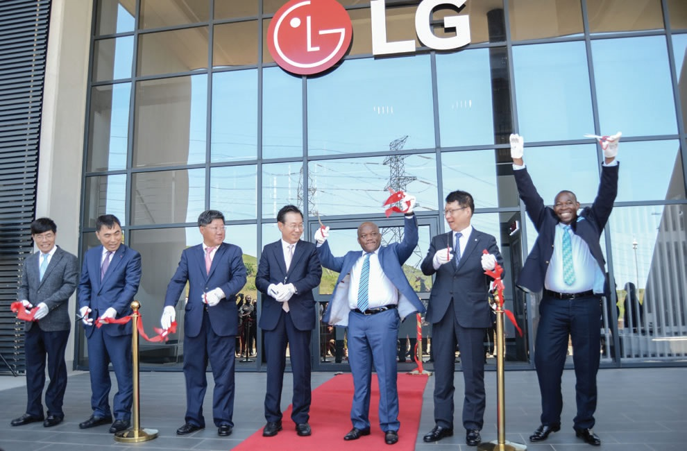 'It's not an easy situation' – LG's Durban factory looted during riots