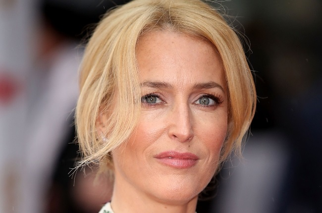 Gillian Anderson: 'I'm not wearing a bra anymore. It's just too uncomfortable' - News24