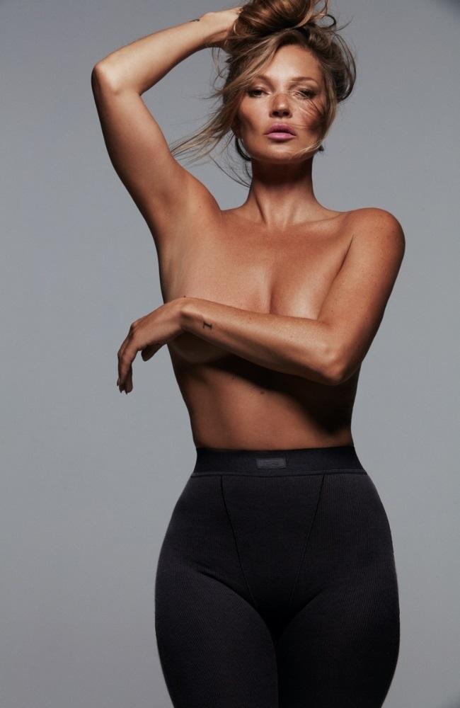 Kim Kardashian recently unveiled Kate Moss as amba