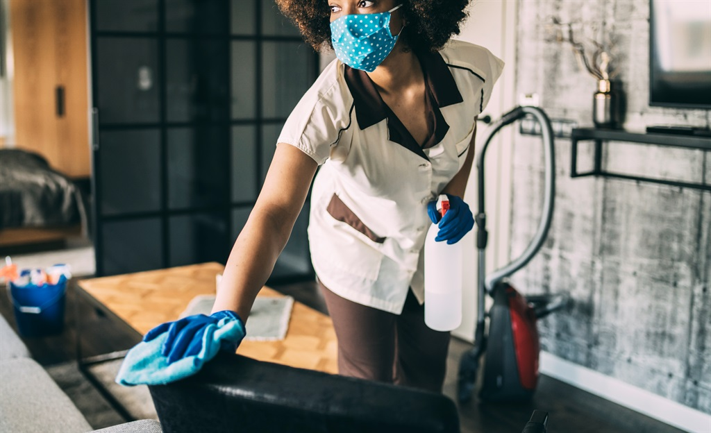 A new report has revealed that many of the women who spend their days cleaning our homes and looking after our children are highly stressed and possibly suffering from depression, anxiety and even malnutrition. Photo by Getty Images