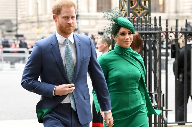 The Sussexes apparently want to have their daughter's christening in Windsor like they did with their son, Archie. (PHOTO: Getty Images/Gallo Images)