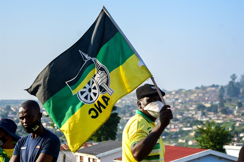 The ANC's descent to irrelevance will not be as immediate and dramatic as that of Unip, but it has now become irreversible. The funeral dirge is being hummed as the procession leaves for Avalon Cemetery. Photo: Darren Stewart/Gallo Images