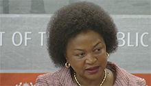 WATCH: Parliament's presiding officers address ConCourt Nkandla ruling