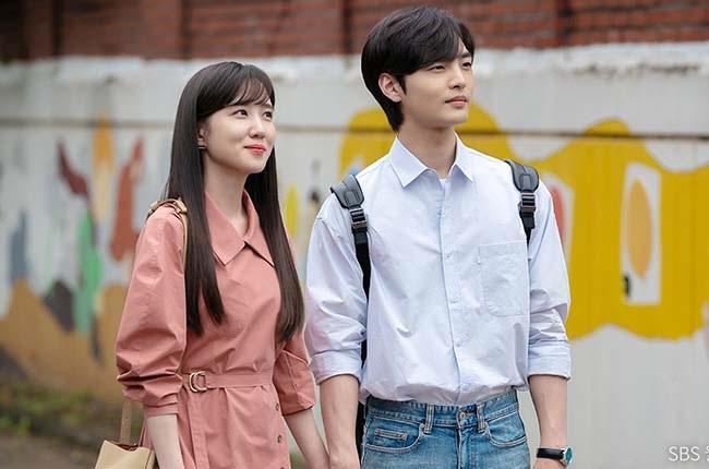 Park Eun-bin and Kim Min-jae in Do You Like Brahms?