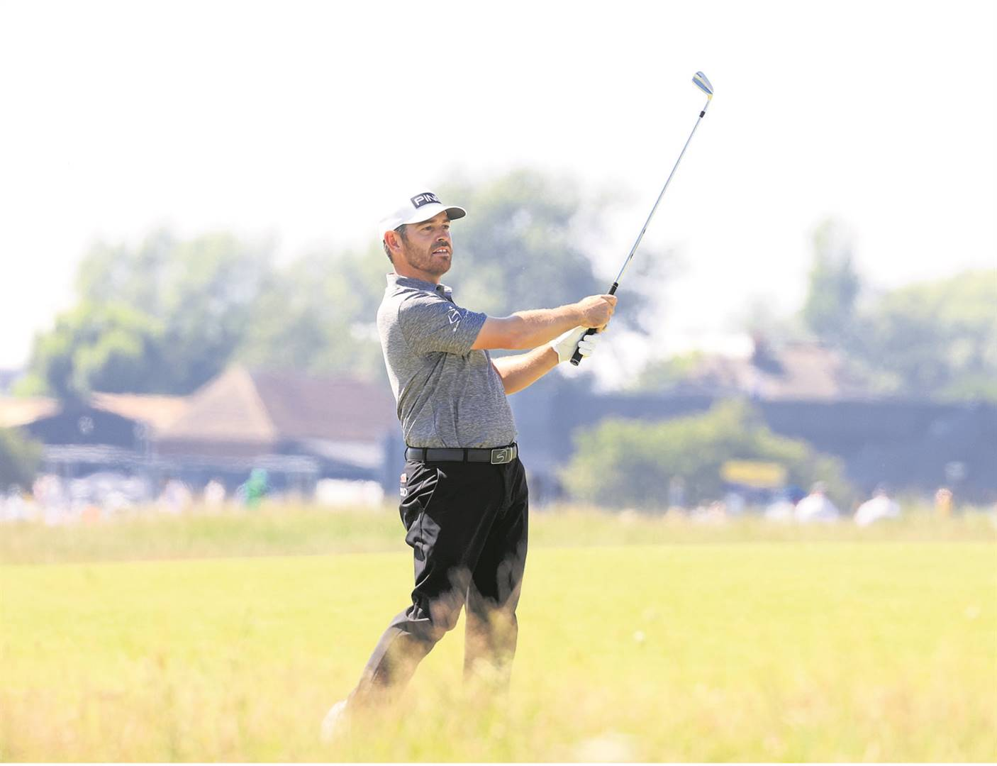 Top South African golfer Louis Oosthuizen returns to American action in Minnesota today after finishing joint-third in the Open Championship in England on Sunday.
