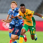 SA suffer narrow defeat to hosts Japan in Olympic football opener
