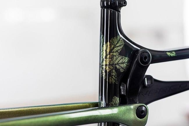 Olympic mountain bikes