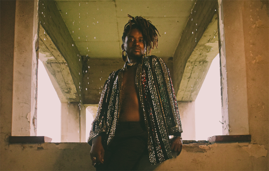 Rapper Gyre is breaking boundaries through his risky and vibrant music and is giving the hip-hop industry something to talk about. Photo: Supplied