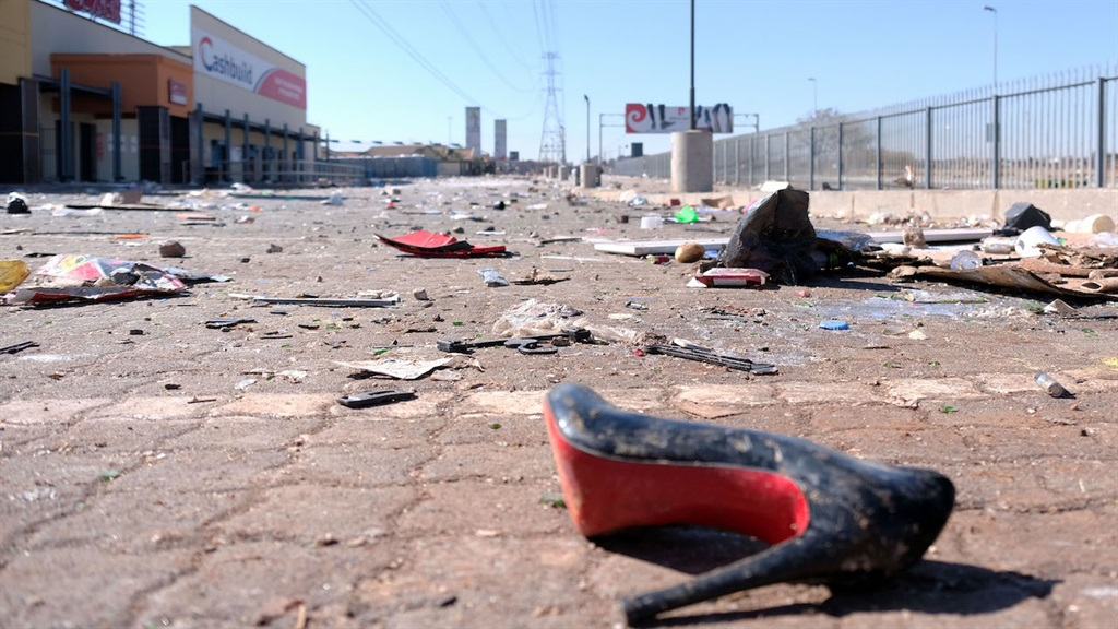 That bout of unrest may cost SA only about R35 billion, by the latest estimate