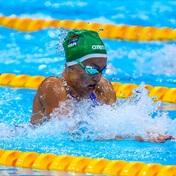 SA sports community celebrates Schoenmaker's landmark silver medal: 'Keep flying the SA flag'