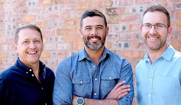 Ctrl was founded in 2017 by Pieter Erasmus, Pieter Venter and Francois Venter. (Image: Ctrl)