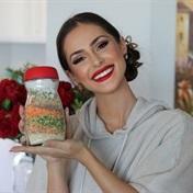 Miss SA entrant sparks joy with 'Jar of Hope'