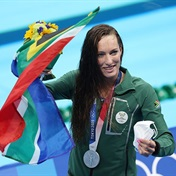 Schoenmaker hopes to inspire more SA female swimmers: 'You just need to believe'