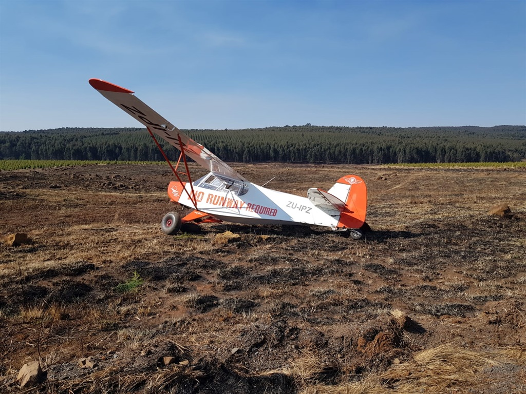 A second Savage aircraft that was used by the son to transport his injured father to hospital, also crashed.