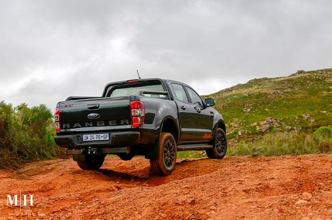 2021 Ford Ranger FX4 4x4