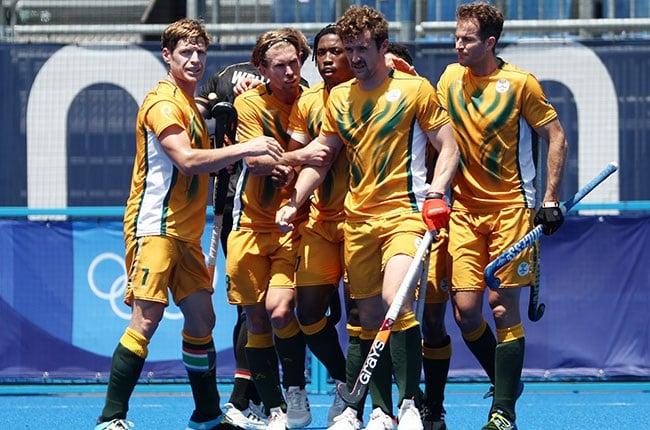 South African hockey team