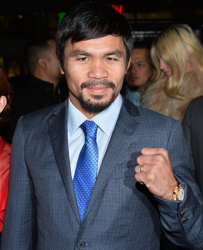 Manny Pacquiao (PHOTO: Gallo Images / Getty Images