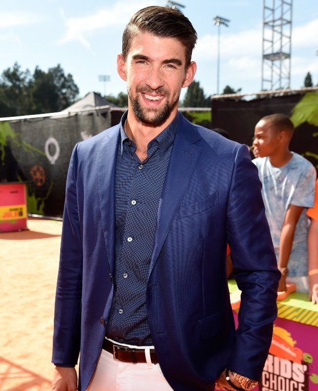 Michael Phelps (PHOTO: Gallo Images / Getty Images