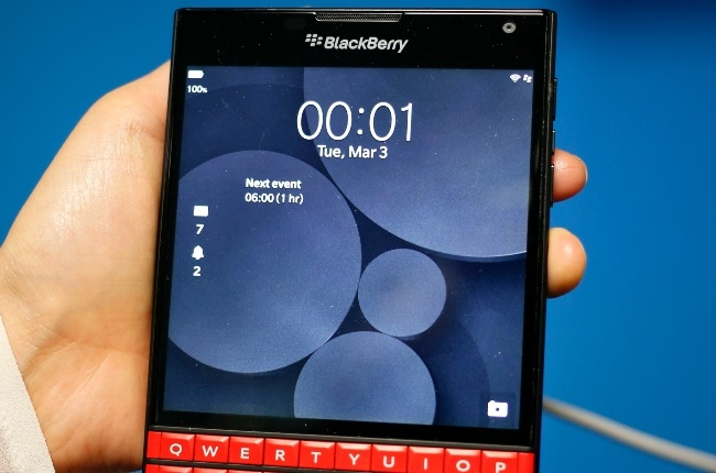 A new BlackBery smartphone is set to be launched by the end of this year