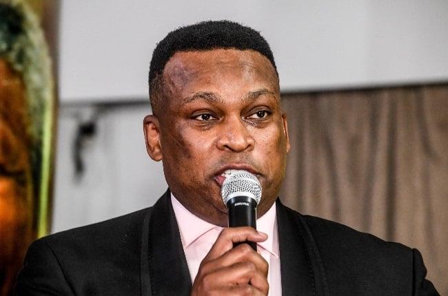 The SABC has announced that Robert Marawa is leaving