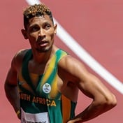Wayde van Niekerk disappointed with Olympic 400m title defence: 'I expected way more from myself'