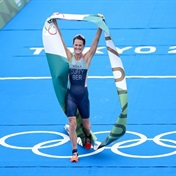 How Cyril's hard lockdown primed Flora Duffy for triathlon gold - for Bermuda (and SA)