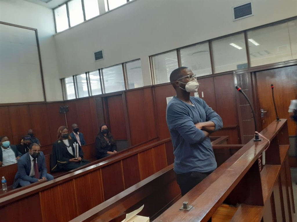 Infamous Mercedes looter, Mbuso Moloi, told the court he intends on pleading guilty to his charges.
