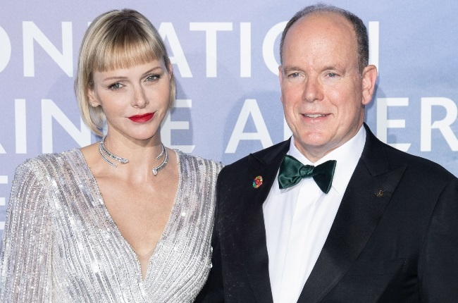 Princess Charlene of Monaco has been forced to stay in SA on her own for months due to serious ear problems, which has have prevented her from flying. (PHOTO: Gallo Images/Getty Images)