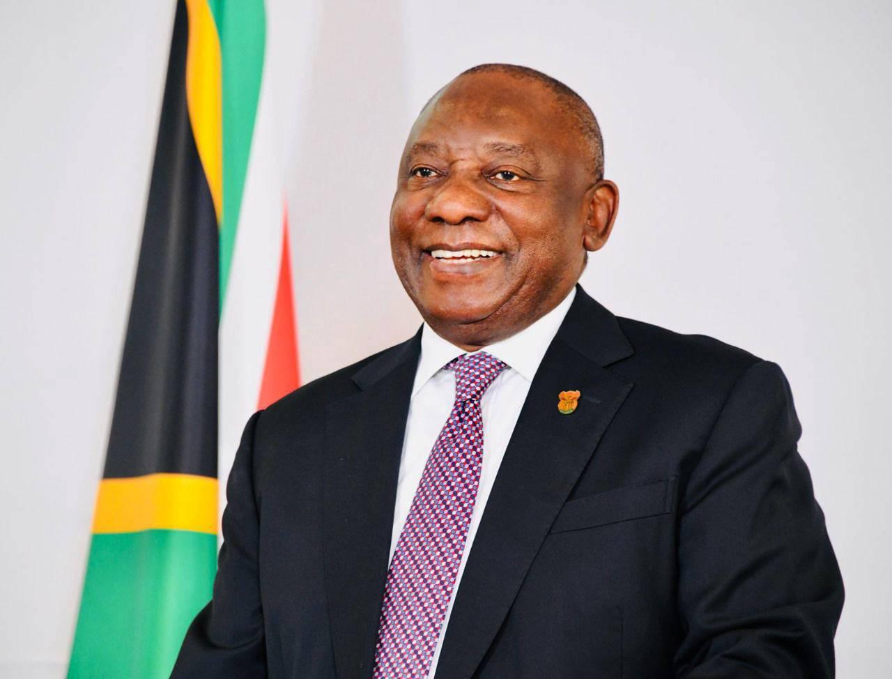 President Cyril Ramaphosa allegedly gave national commissioner of correctional services Arthur Fraser the green light to authorise the release of former president Jacob Zuma.  Photo: Siyabulela Duda/GCIS
