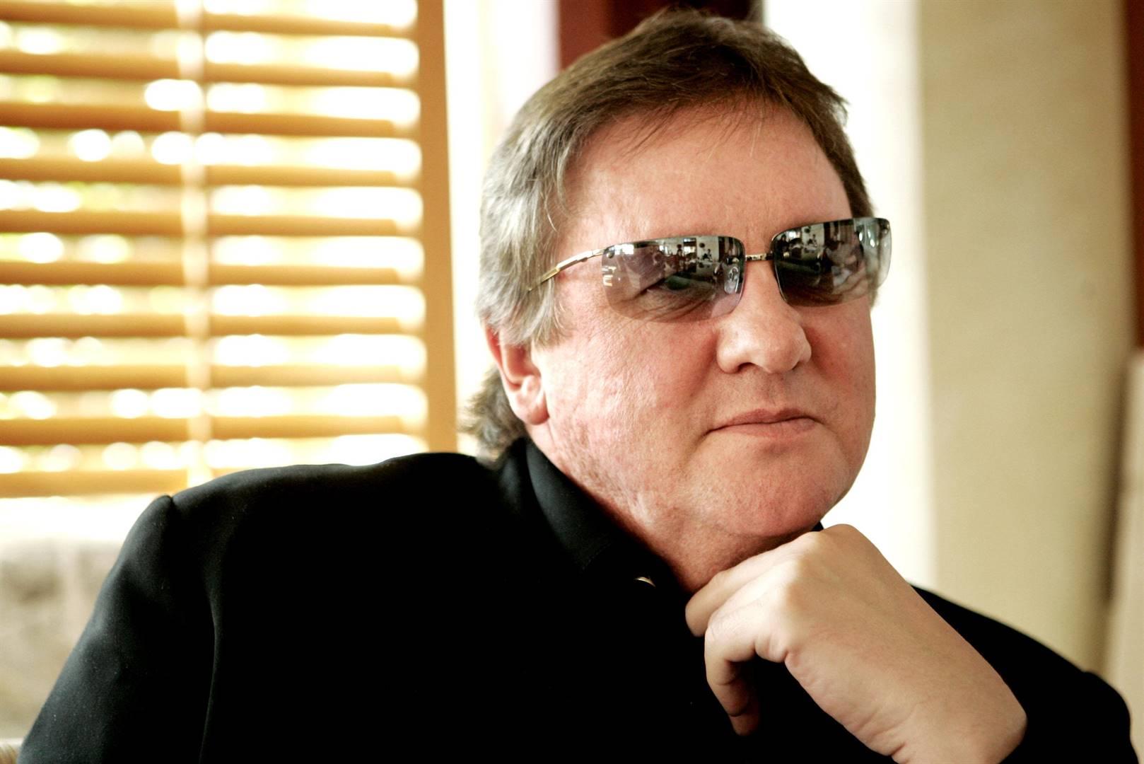 Douw Steyn won the lawsuit against his ex-girlfriend, Donne Botha. Photo: Archive