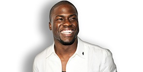 Kevin Hart 'thrilled' to meet his SA fans!