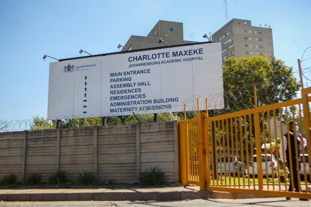 Charlotte Maxeke-hospital has once again found itself in the spotlight for the wrong reasons. Photo: Gallo Images