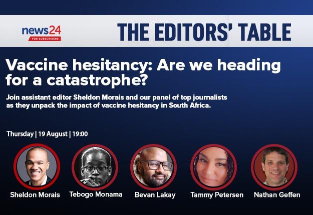 Editors' Table: Vaccine hesitancy