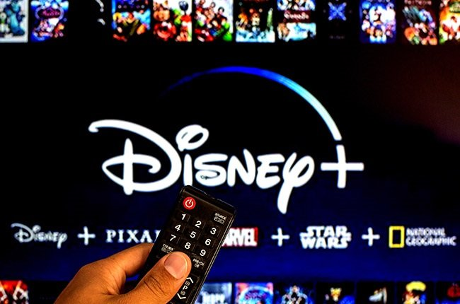 Disney+ will launch in South Africa in 2022.